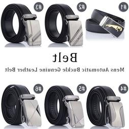 Fashion Automatic Buckle Designer Belts Men High Quality Bus