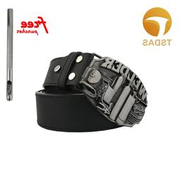 Fashion Clothes Accessory Smooth Silver <font><b>Belt</b></f