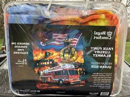 Fire Fighter Blanket