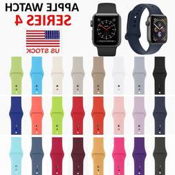 Fr Apple Watch 2 3 4st 38/42mm40/44mm women/men Sport Silico