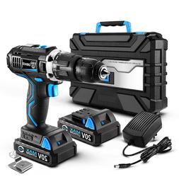 DEKO GCD20DU3 electric Screwdriver Cordless Drill - Impact D