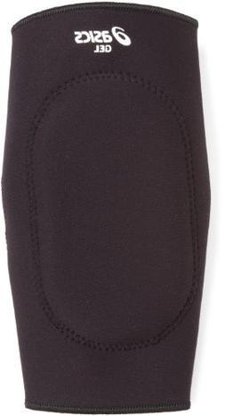 ASICS Unisex Gel Wrestling Knee Pad, White/Black, Medium
