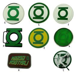 Green Lantern Belt Buckle USA American Superhero Comics Cost