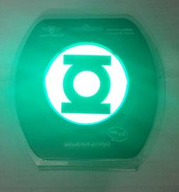 DC Comics GREEN LANTERN LIGHT UP BELT BUCKLE USB Chargeable