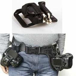 Hanger Waist Belt Buckle For All  Digital  Camera Video  Bag