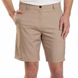 Hawke & Co Men's Stretch Woven Performance Shorts Flex Waist