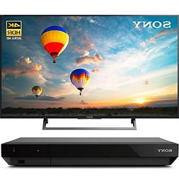 """Sony XBR43X800E 43"""" 16:9 4K HDR Edge Lit LED UHD LCD TV with"""