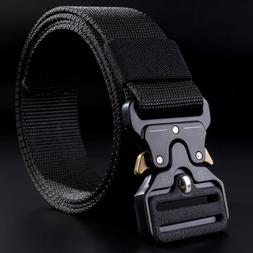 High Quality Military Tactical Gun Belt Buckle Combat Waistb
