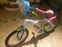 """Highly Collectible New Condition Little Mismatched 20"""" Bicyc"""