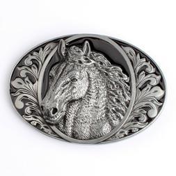 Horse Men's Belt Buckles for women Western Texa Cowboy Rodeo