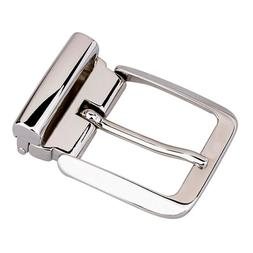 Italian Belt Buckle For 1-3/8 inch Mens leather straps Clamp