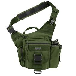 Maxpedition Jumbo Versipack OD Green 0412G