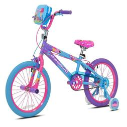 "Kent 18"" Sweetness Girls Bike, Purple/Pink/Blue"