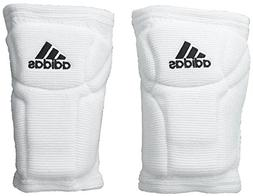 adidas Performance KP Elite Volleyball Knee Pad, White/Black