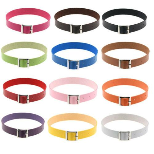 1 pcs belt buckle punk fashion choker