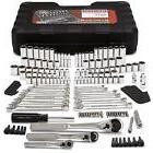 Craftsman 165 pc. Mechanics Tool Set Standard Metric Socket