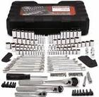 Craftsman 165 Piece Tool Set Mechanic Auto Kit Metric Ratche