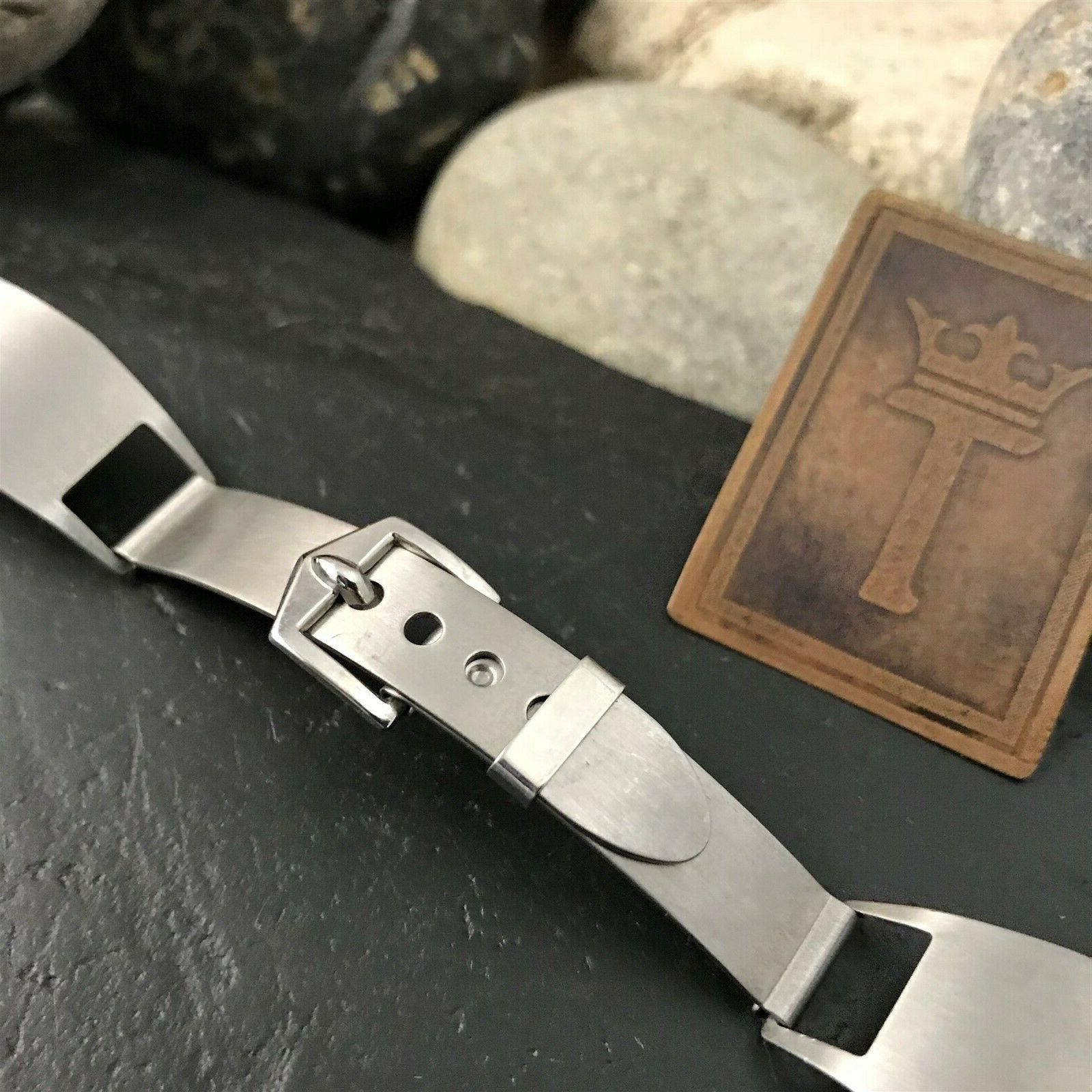 1940s Military Vintage Watch Band The Steel Belt