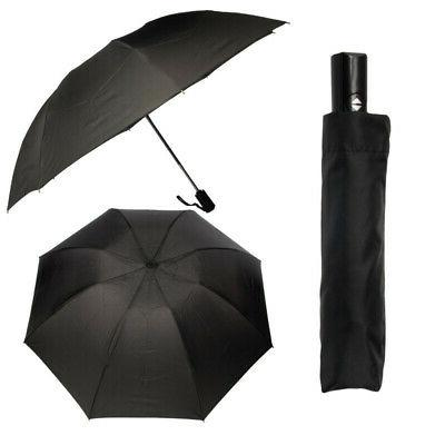 3pk Pocket Flip Compact Travel Umbrella Windproof Inverted A