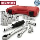 Craftsman 51 Pc Max Axess Mechanics Tool Set Socket Ratchet