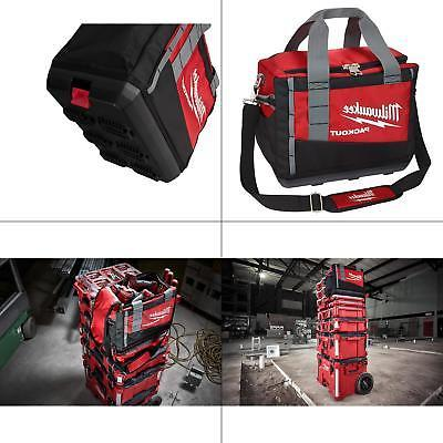 Heavy Duty Tool Bag with Tear Resistant Straps Durable Mater