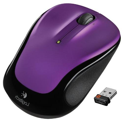 Logitech Wireless Mouse M325 with Designed-for-Web Scrolling