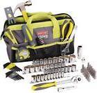 NEW Craftsman 83 pc Tool Set Kit + Bag, Sockets Wrench Plier