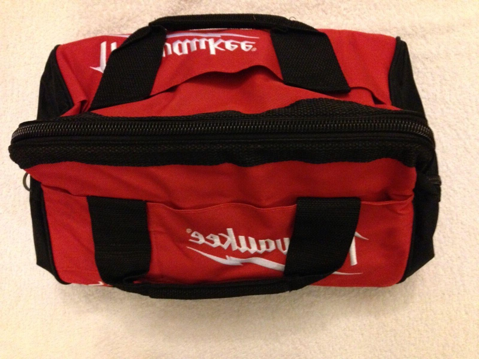 "New Milwaukee Fuel 16"" M18 Heavy Duty Contractors Tool Bag"