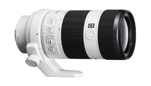 Sony FE 70-200mm F4 G OSS Interchangeable Lens for Sony Alph