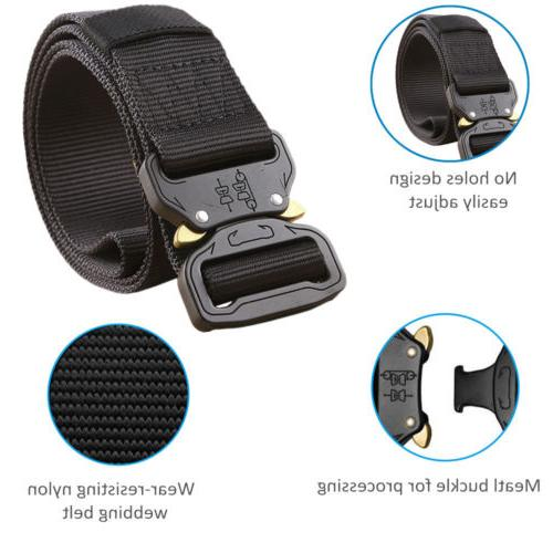 Adjustable Buckle Combat Rescue