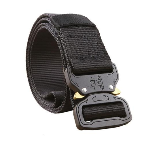 Adjustable Men Buckle Combat Waistband Tactical