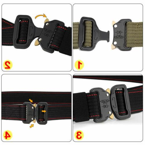 Adjustable Military Buckle Rescue