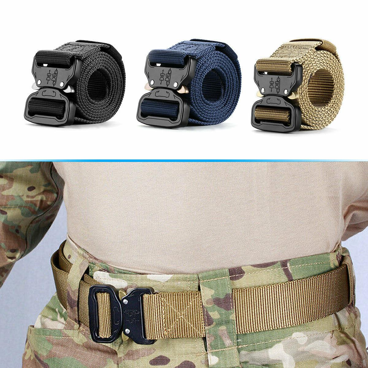 Adjustable Military Buckle Waistband Rescue Tool