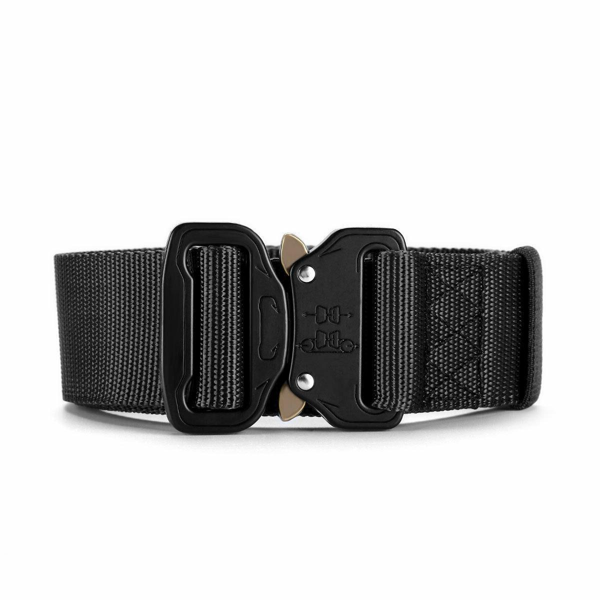 Adjustable Men Belt Buckle Combat Tactical Rescue