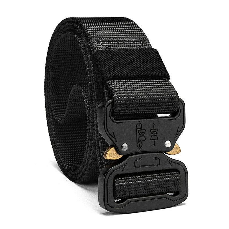 Casual Mens Army Rescue Rigger Belts