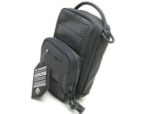 Maxpedition DEPGRY Gray Dep Daily Essentials Pouch Organizer