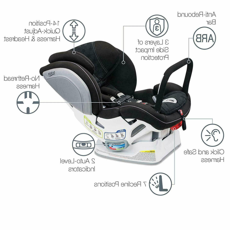 Britax Convertible Car Seat Circa w/ Anti
