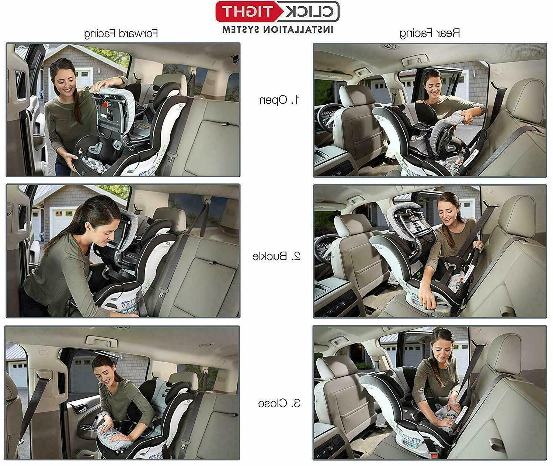 Convertible Seat Circa w/
