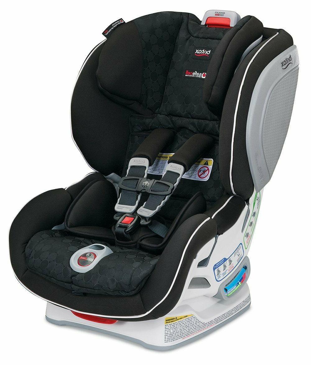 Britax clicktight CT Convertible Seat Circa w/ Bar