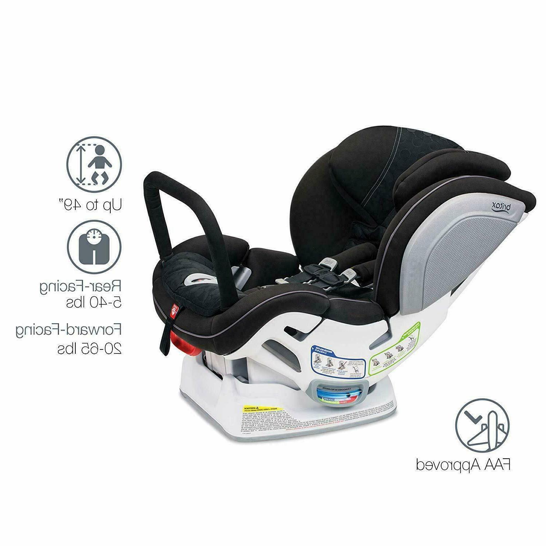 advocate clicktight ct convertible car seat circa