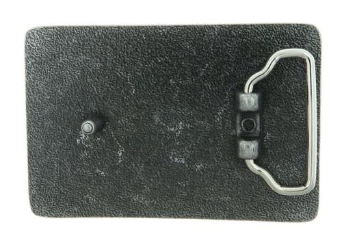 Antique Rectangle Metal Buckle