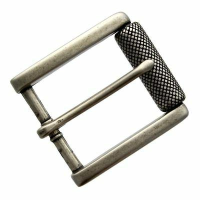 antiqued finish single prong replacement roller belt