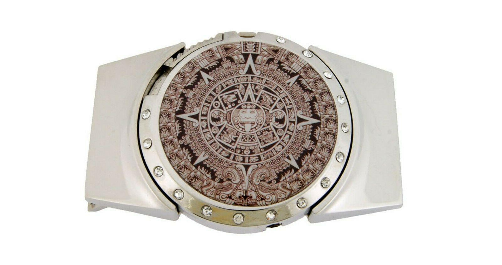 Aztec Lighters Belt Buckle Fashion