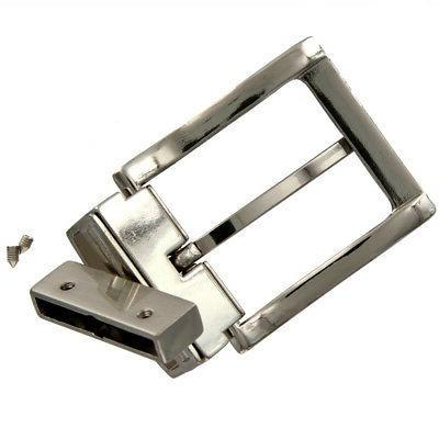 Belt Buckle Tone Reversible 1-3/8 Wide