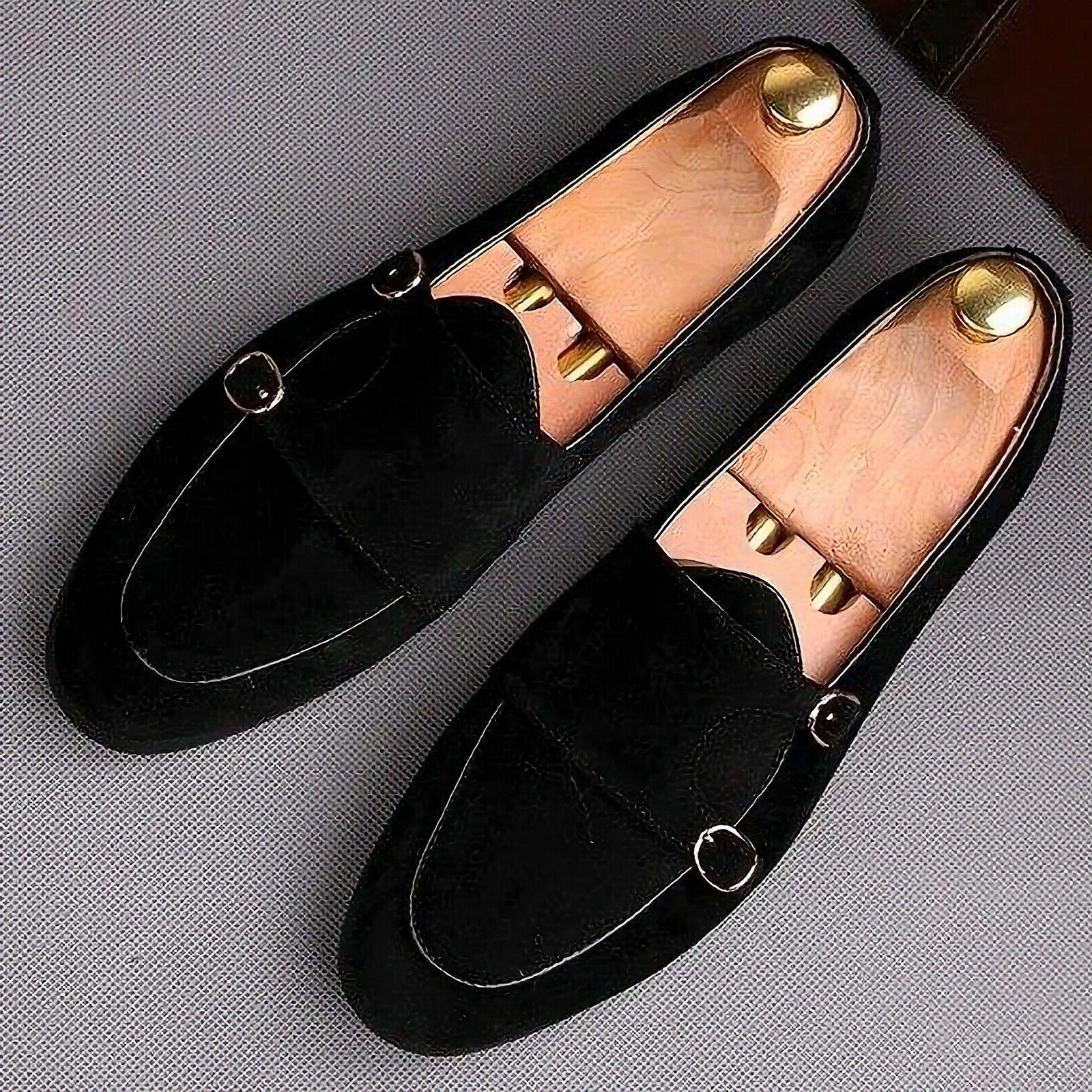 Belt buckle Casual Flats Shoes