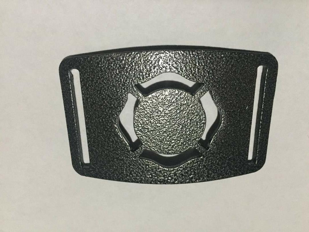 Maltese Belt Buckle, Metal,Powder Coated,Use With Nylon Webb