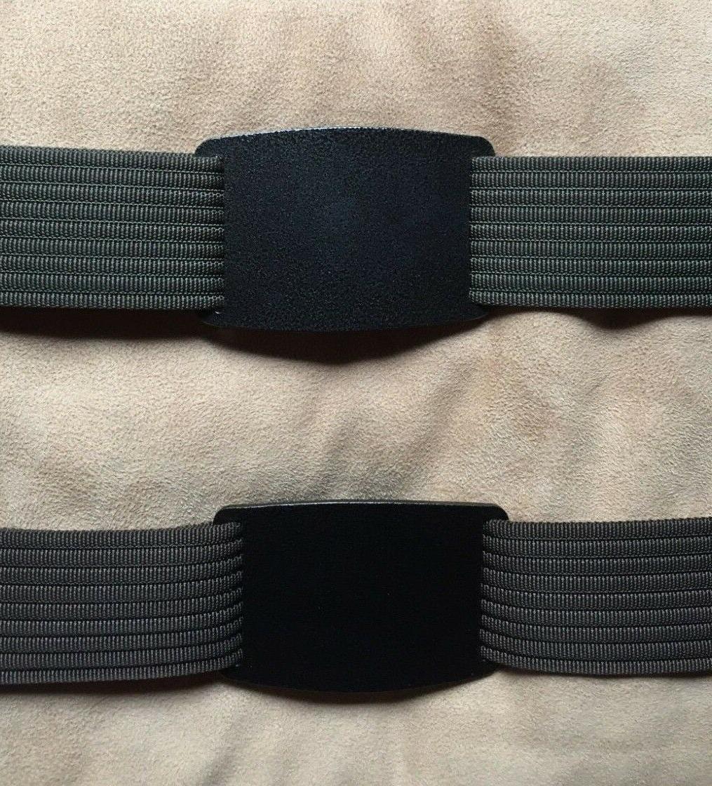 Belt Buckle Powder Coated , With Nylon