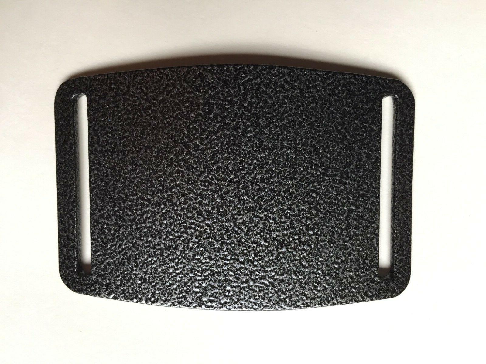 belt metal powder coated use with nylon