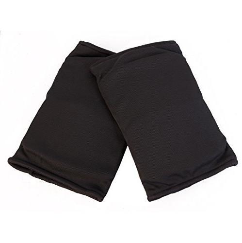 black knee pads