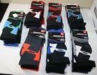 Choice! UNDER ARMOUR 3 pack socks UA PHENOM performance crew